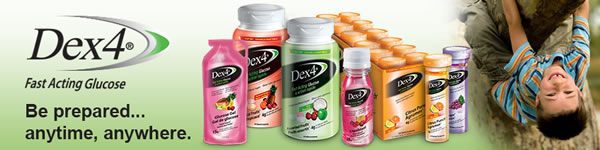 Dex4 Fast Acting Glucose Tablets