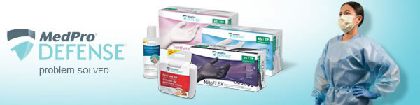 MedPro Defense Infection Control Products